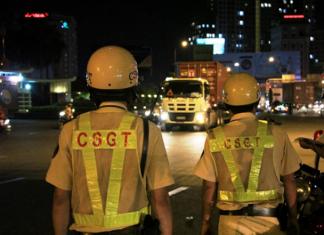 Một công nhân tố bị CSGT Tân Sơn Nhất cưỡng đoạt tiền /// Ảnh minh họa: Vũ Phượng