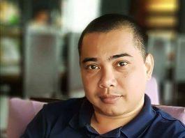 Nhà báo Phạm Hữu Quang.