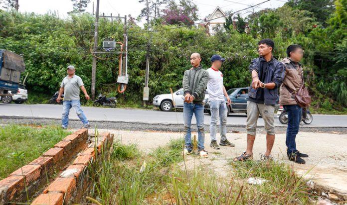 Tóm gọn 2 đối tượng trộm trót lọt 3 chiếc xe máy tại Đà Lạt