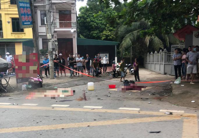 Khu vực xảy ra vụ tai nạn giao thông đặc biệt nghiêm trọng khiến 3 người tử vong - Ảnh: Facebook.