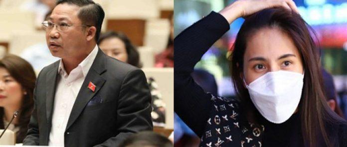 """Đại biểu Quốc hội nói về việc Thủy Tiên làm từ thiện: """"Cô ấy đang làm chuyện tốt, không thể nói nữ ca sĩ vi phạm pháp luật"""""""