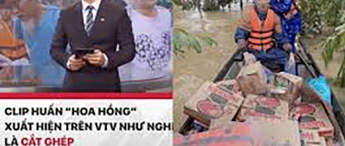 """HOT: Huấn Hoa Hồng bị đài VTV """"vạch trần"""" làm giả tin phóng sự để tuyên dương thành tích từ thiện"""