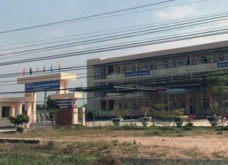 Trường THPT Đốc Binh Kiều. Ảnh: Vietnamnet