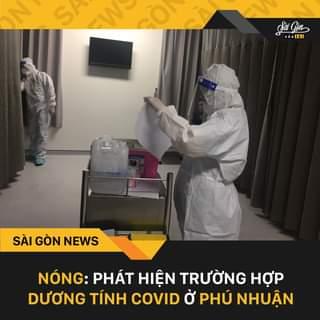 Căng thật sự :| Ngay gần một trong những con đường lớn của 3 quận Tân Bình, Quận 3, Phú Nhuận luôn mấy má :| may mà đã kiểm soát được