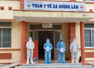 0 giờ 23/7, dỡ bỏ phong tỏa thôn Phú Hòa và chấm dứt giãn cách xã hội theo Chỉ thị 16 xã Mỹ Đức (Đạ Tẻh)