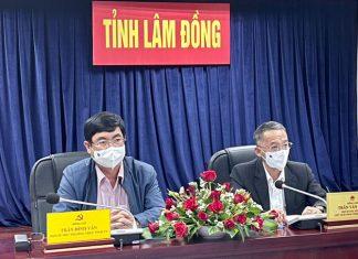 Lâm Đồng họp khẩn bàn các giải pháp phòng chống Covid-19