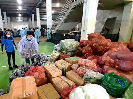 165 tấn rau, củ, quả Đà Lạt ủng hộ Nhân dân TP Hồ Chí Minh