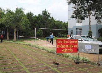 Bảo Lộc: Vận hành khu cách ly tập trung tiếp nhận công dân trở về từ TP Hồ Chí Minh