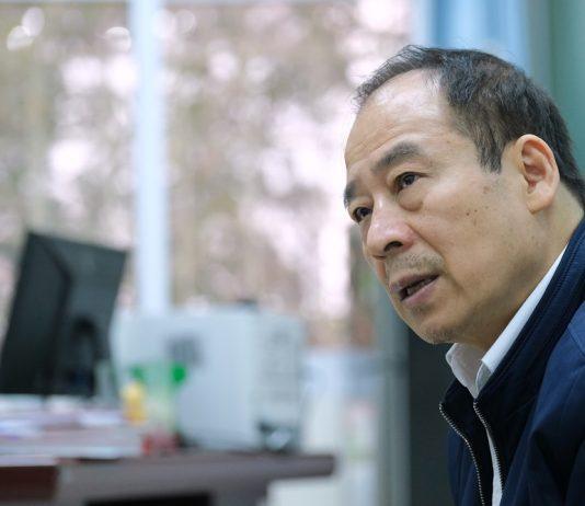 PGS.TS Trần Đắc Phu, nguyên Cục trưởng Cục Y tế dự phòng, Bộ Y tế. Ảnh: Phạm Thắng.
