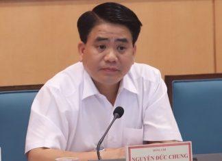 Ông Nguyễn Đức Chung ép buộc, đe doạ Đoàn thanh tra vụ chế phẩm Redoxy 3C