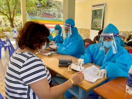Đà Lạt triển khai tiêm vắc xin phòng Covid-19 đợt 17