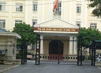 Hà Nội: Điều tra nguyên nhân thẩm phán TAND quận Hoàng Mai tử vong tại phòng làm việc