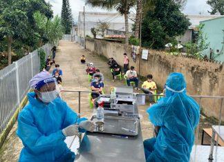 Lâm Đồng phân bổ 46.800 liều vắc xin phòng Covid-19 đợt 17